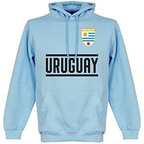 Uruguay Team Hoodie - Sky