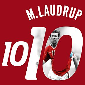 M. Laudrup 10 (Gallery Style)