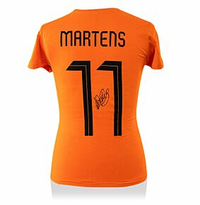 Lieke Martens Signed Holland T-Shirt (Fan Style Print)