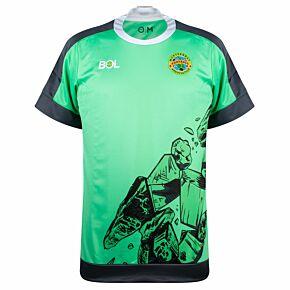21-22 Montserrat Training Shirt - Green
