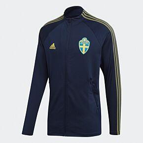 2021 Sweden Anthem Jacket - Navy