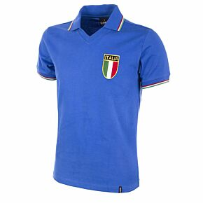 1982 Italy Home Retro Shirt