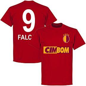 Galatasaray Falcao Team T-Shirt - Tango Red