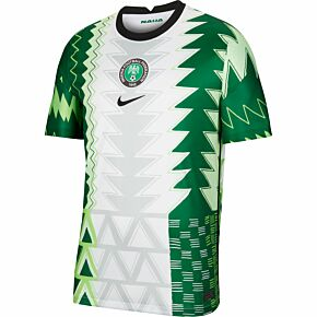 20-21 Nigeria Home Shirt - Kids