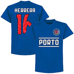 Porto Herrera 16 Team Tee - Royal