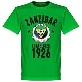 Zanzibar Established Tee - Green