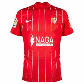 21-22 Sevilla Away Shirt