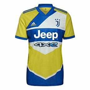 21-22 Juventus 3rd Shirt