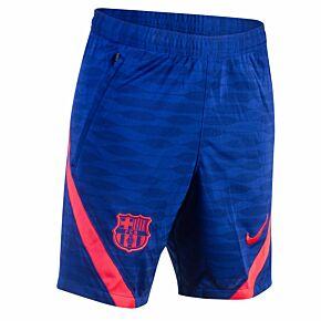2021 Barcelona Strike Shorts - Navy