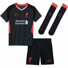 20-21 Liverpool 3rd Little Boys Kit