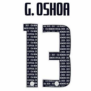 G.Oshoa 13 (Fan Style)
