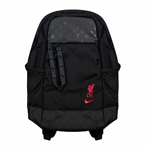 20-21 Liverpool Backpack - Black/Red