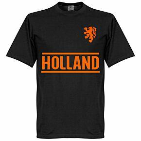 Holland Team Tee - Black