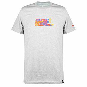 21-22 RB Leipzig Voice T-Shirt - Grey