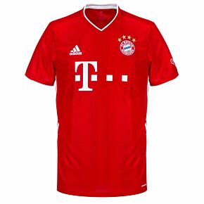 20-21 Bayern Munich Home Shirt