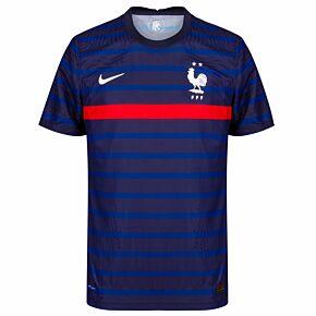 20-21 France Vapor Match Home Shirt