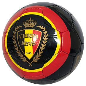 Belgium Football 2014 / 2015 - Black