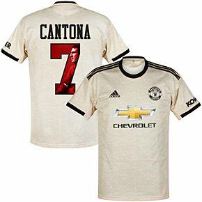 adidas Man Utd Away Cantona 7 Jersey 2019-2020 (Gallery Printing)