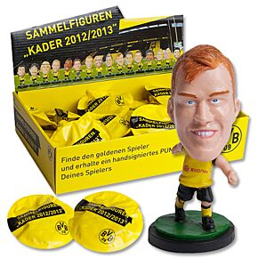 Borussia Dortmund Lucky Dip Single Figure 12-13 Squad