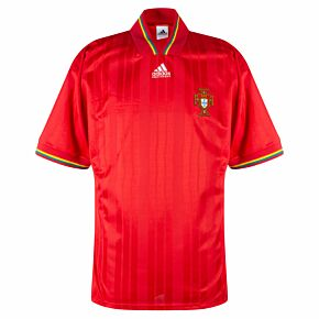 adidas Portugal 1993-1994 Home Fan Shirt - USED Condition (Excellent) - Size XL *READY TO PUBLISH*