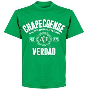 Chapecoense Established T-Shirt - Green