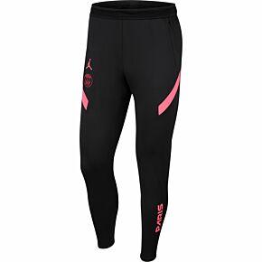 2021 PSG Strike Pants - Black/Pink