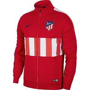 Nike Atletico Madrid I96 Jacket - Red 2019-2020