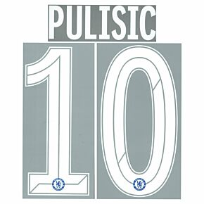 Pulisic 10 (Official Cup Printing) - 21-22 Chelsea Home