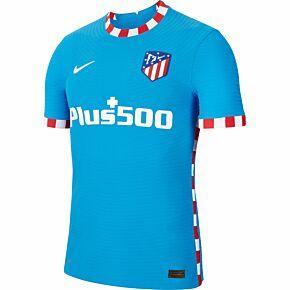 21-22 Atletico Madrid 3rd Dri-Fit ADV Match Shirt