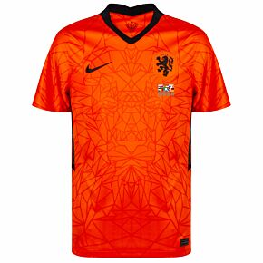 20-21 Holland Home Shirt + 2020 Transfer