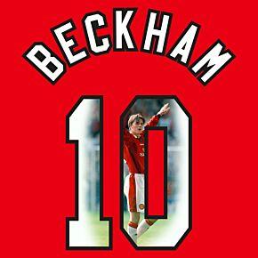 Beckham 10 (98 Gallery Style)