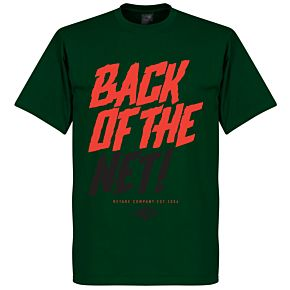 Retake Back of the Net! Tee - Bottle Green