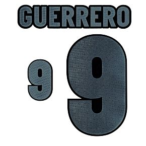 Guerrero 9 (Official) 18-19 Peru Home/Away
