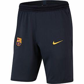 20-21 Barcelona Training Shorts - Navy
