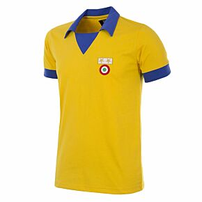 83-84 Juventus UEFA Away Retro Shirt