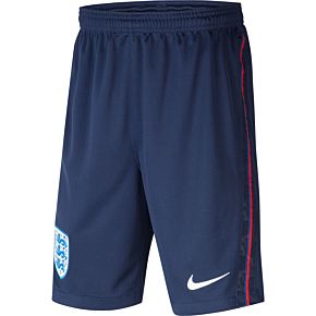 20-21 England Home Shorts - Kids