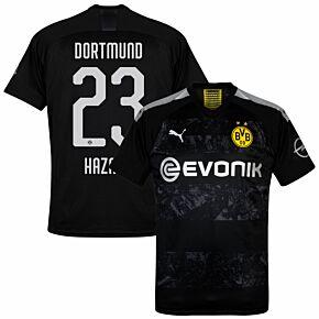 Puma Borussia Dortmund Away Hazard 23 Jersey 2019-2020