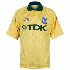 Nutmeg Crystal Palace 1994-1996 Away Shirt - USED Condition (Great) - Size M