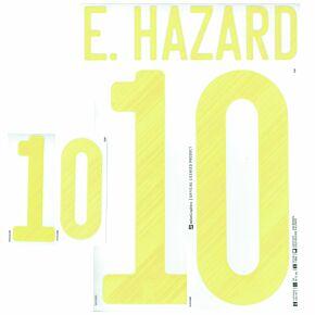 E.Hazard 10 (Official Printing)
