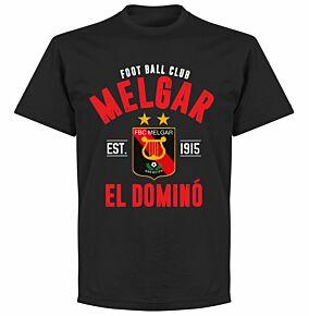 Melgar Established T-Shirt - Black