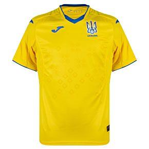 20-21 Ukraine Home Shirt