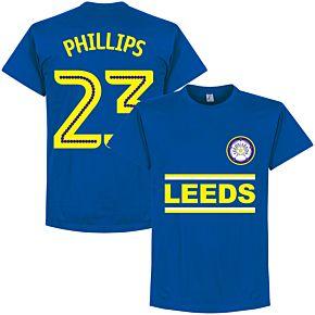 Leeds Phillips 23 Team Tee - Royal