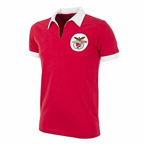 Copa '62 SL Benfica Home Retro Jersey
