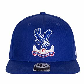 Crystal Palace Brand47 Clean Up Cap - Royal