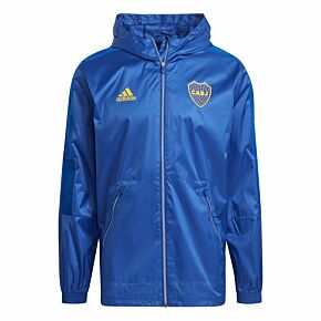 2021 Boca Juniors  Windbreaker Jacket