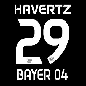 Havertz 29 (Official Printing)