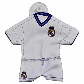 Real Madrid Mini Kit Window Hanger