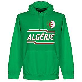 Algeria Team Hoodie - Green