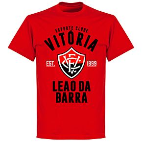 Vitoria Established T-Shirt - Red