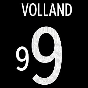 Volland 9 (Official Printing) - 20-21 Germany Away